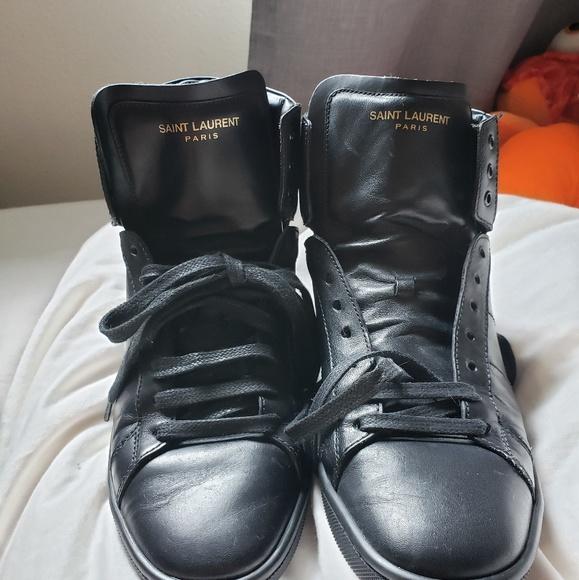 Soldsaint Laurent Slh Sneakers | Poshmark